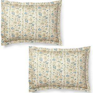Ralph Lauren Constantina King Pillow Sham Set